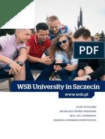 Informator 2017-Wyższa Szkoła Bankowa w Szczecinie_eng