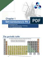 EC-Lec01-Semiconductors an PN Junctions