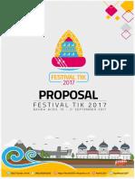 Proposal Festik 2017