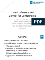 4_Causality and Control for Confounding V4