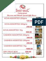 Sweetmagic Diwali