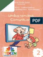 267114078 Limba Romana Comunicare Clasa 2 Ed Nomina