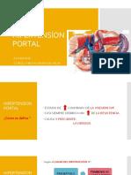 Hipertensíon Portal