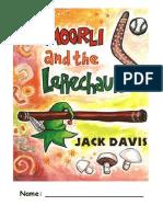 yr 7 moorli and the leprechaun book