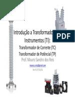 Introdução a Transformadores de Instrumentos.pdf