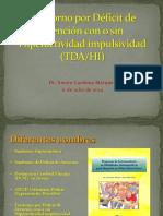 TDA-HI Arturo Cardona