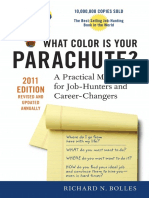 What Color Is Your Parachute 2011 by Richard N. Bolles - Excerpt