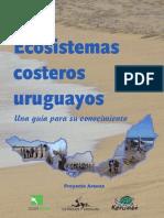 Ecosistemas costeros uruguayos. Arenas