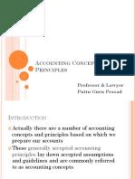 GAAP gp2  by Professor & Lawyer   Puttu Guru Prasad