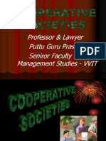 Cooperative Societies Gp1