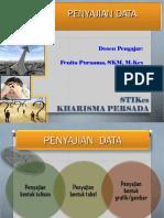 Matematika & Statisik = (P2) PENYAJIAN-DATA