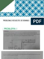 1.-Problemas Resueltos de Bombas