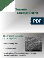 Cnt Composite Fibers