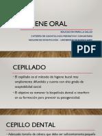 Higiene Oral 2017 - Facultad de Odontologia
