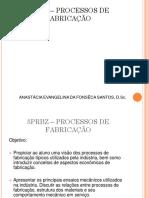 5prbz – Processos de Fabricação Aula_06_metalurgia Do Pó