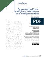 García, Silvia PerspectivasOntologicasEpistemologicasYMetodologic 3798212