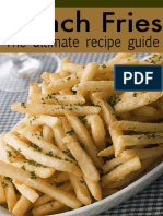 French Fries the Ultimate Recipe