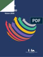 Plan estratégico INIA  2016-2020 (english)