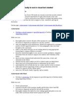 3.5 Visual Texts Revision Notes