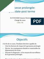 Post Date - Post Terme