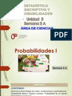Sem 3a Edp Utp Cgt-probabilidades i