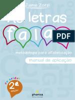 As Letras Falam - 2a Edição - Manual de Aplicação_final