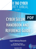 CyberSecurity Handbook and Reference Guide - Vol3 - 2018