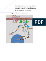 Prognostic and Predictive Roles of KRAS Mutation in Colorectal Cancer