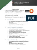 Inbound Study Guide 2015 PT(2)