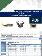 ESCUELA DE FORMACION SUB ZONA CARCHI N°4 TICS III