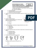 Soal Kelas 6 Tema 1. Subtema 1