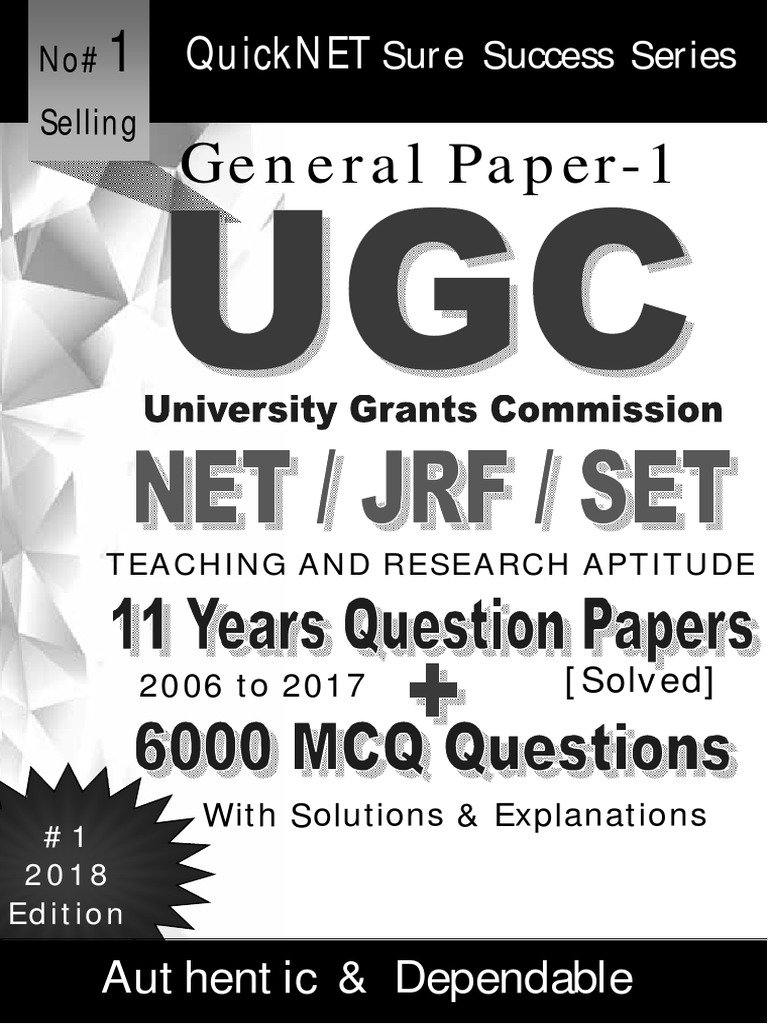 quicknet ugc net paper1 6000mcqs suresuccessseries reason