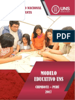 Modelo Educativo Uns