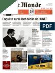 Le Monde week end + _ + 2 supplémen_ du samedi 7 octobre 2017 - Copie