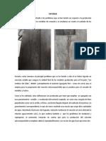Informe Del Concreto