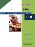 Cânticos Espirituais Cifrados IECO 2014