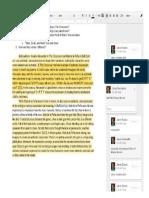reading evidence - blog