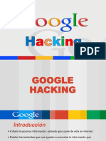 Google Hacking Completo