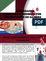 Enfermedades de Transfusion de Sangre (1)