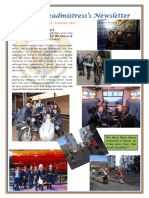 Newsletter No 16 - 6th October 2017
