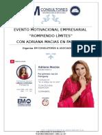 Adriana Macias Zonas