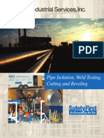 Team Pipe Isolation Weld Testing Services