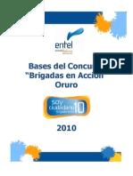BASES DEL CONCURSO OR Brigadas en Acción 2010