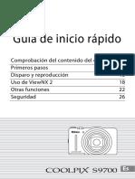 Guia de Camara Nikon Coolpix s9700