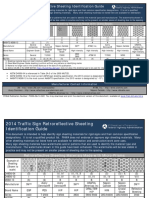 Retroreflectividad sheetguide2014