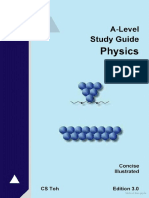 physic a level study guide