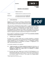 055-16 - Pre - Dessau Syz s.a.-culminacion Contratos Serv.