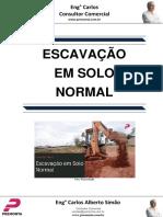 Escavação Em Solo Normal