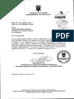 Convenio de Servicios Aéreos Entre La República de Ecuador y La República Popular de China