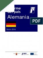 un Informe especial de Alemania